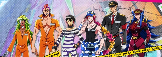 Nanbaka The Numbers (Nanbaka The Numbers) — 1. série