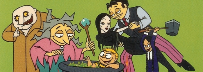 Addamsova rodina - kreslená (Addams Family, The (animated series)) — 1. série