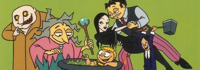 Addamsova rodina - kreslená (Addams Family, The (animated series)) — 1. série