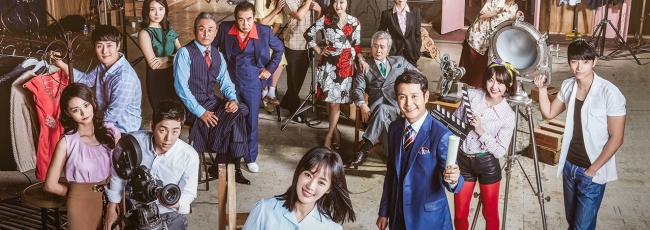TV Novel: That Sun in the Sky (Jeo Haneule Taeyangi) — 1. série