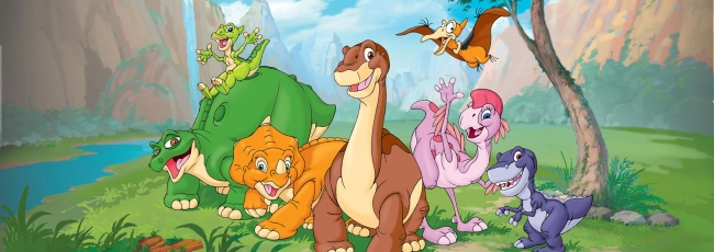 Země dinosaurů (Land Before Time, The)