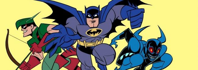 Batman: Odvážný hrdina (Batman: The Brave and the Bold)