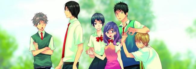 Kiss Him, Not Me (Watashi ga Motete Dousunda) — 1. série