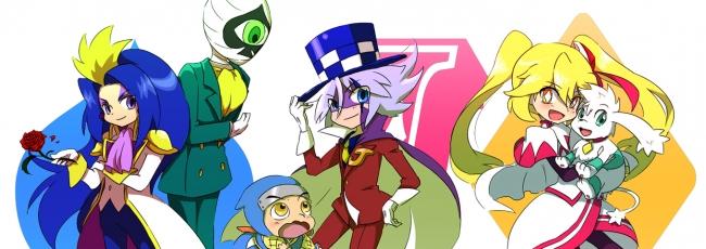 Mysterious Joker (Mysterious Joker)