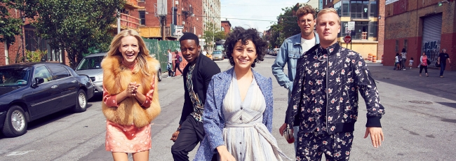 Search Party (Search Party) — 1. série