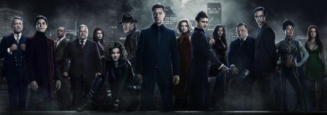 Gotham (Gotham) — 3. série