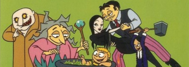 Addams Family, The (Addams Family, The) — 1. série