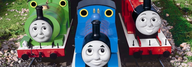 Lokomotiva Tomáš (Thomas the Tank Engine & Friends)