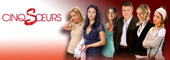 Pět holek na krku (Cinq sœurs) — 1. série