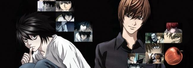 Death Note - Zápisník smrti (Desu nôto) — 1. série