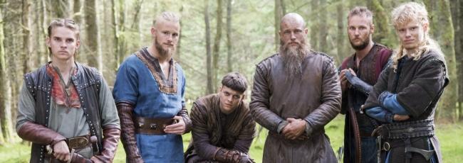 Vikingové (Vikings) — 4. série
