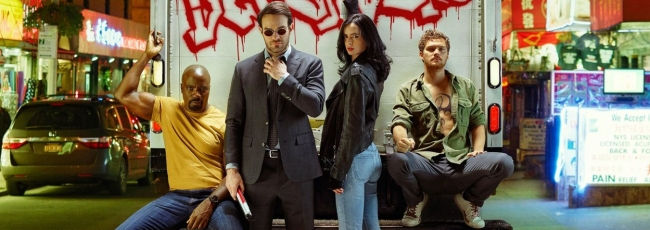 Marvel's Defenders (Marvel's Defenders) — 1. série