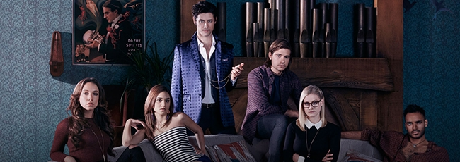 The Magicians (Magicians, The) — 1. série