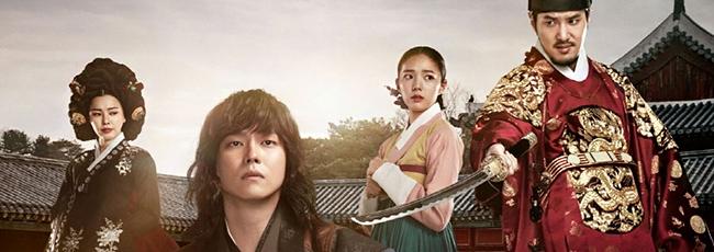 Rebel Hong Gil Dong (Yeokjuk Honggildong ) — 1. série
