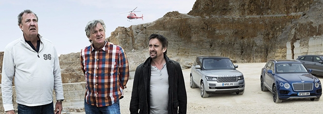 The Grand Tour (Grand Tour, The) — 1. série