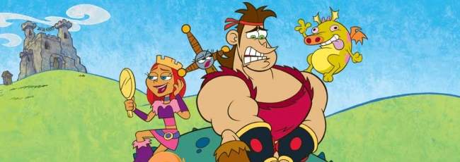 Barbar Dave (Dave the Barbarian) — 1. série