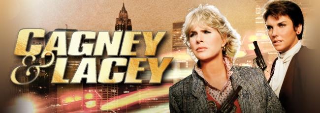 Cagneyová a Laceyová (Cagney & Lacey)