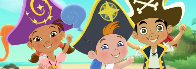 Jake a piráti ze Země Nezemě (Jake and the Never Land Pirates) — 1. série