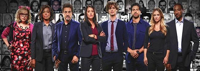 Myšlenky zločince (Criminal Minds) — 12. série