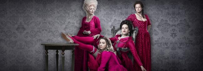 Nevěstky (Harlots) — 1. série