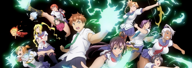 Maken-Ki! Battling Venus (Maken-Ki! ) — 1. série