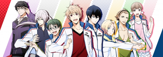 Prince of Stride: Alternative (Prince of Stride: Alternative) — 1. série