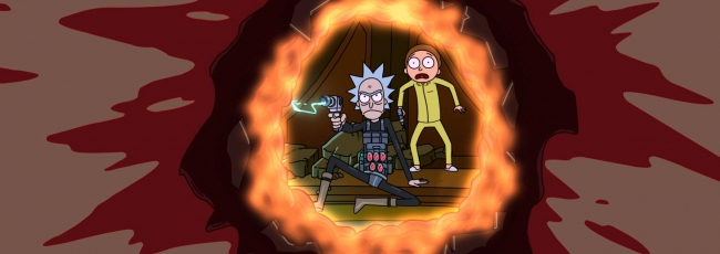 Rick a Morty (Rick and Morty) — 3. série