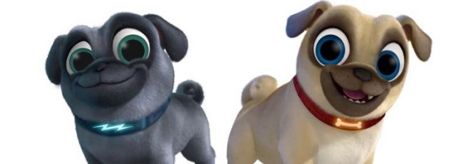 Puppy Dog Pals (Puppy Dog Pals) — 1. série