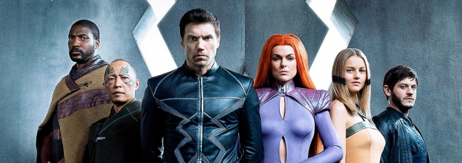 Marvel's Inhumans (Marvel's Inhumans) — 1. série