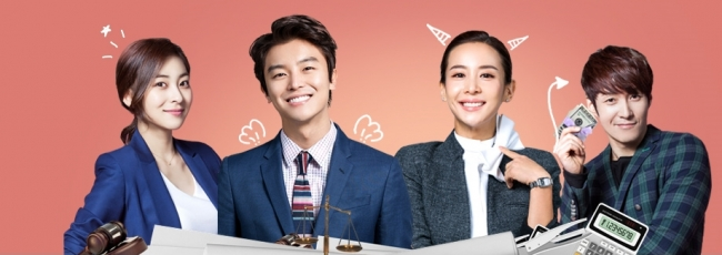 Divorce Lawyer in Love (Yihonbyunhosaneun Yeonaejoong) — 1. série