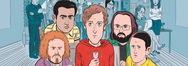 Silicon Valley (Silicon Valley) — 4. série