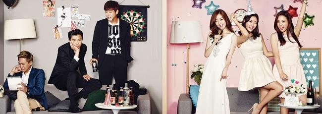 Marriage, Not Dating (Yeonae Malgo Gyeolhon) — 1. série