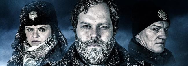 V pasti (Ófærð) — 1. série