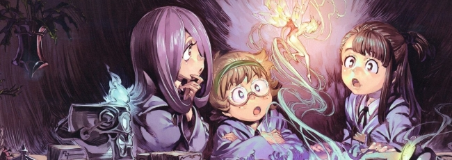 Little Witch Academia (Little Witch Academia) — 1. série