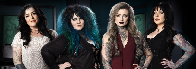 Ink Master: Angels (Ink Master: Angels) — 1. série