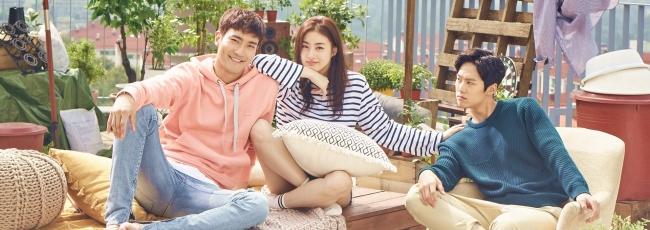 Revolutionary Love (Byeonhyeokui Sarang) — 1. série