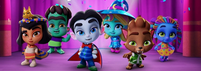 Super Monsters (Super Monsters) — 1. série