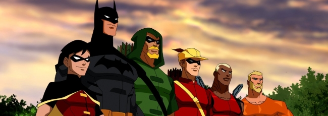 Young Justice (Young Justice) — 1. série
