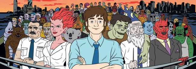 Ugly Americans (Ugly Americans) — 1. série