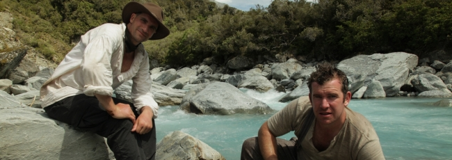 Novým Zélandem po dávných stezkách (First Crossings)