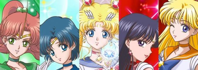 Pretty Guardian Sailor Moon Crystal (Bishōjo Senshi Sailor Moon Crystal ) — 1. série