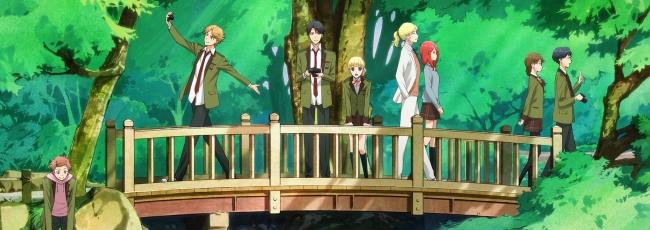 Tada Never Falls in Love (Tadakun wa Koi wo Shinai) — 1. série