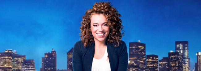The Break with Michelle Wolf (Break with Michelle Wolf, The) — 1. série