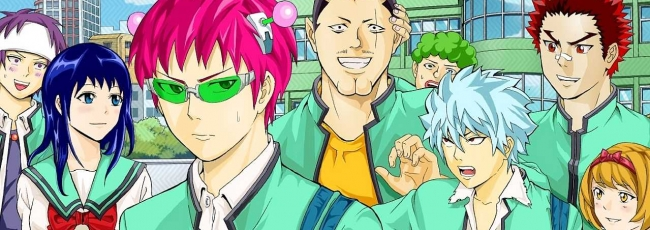The Disastrous Life of Saiki K (Disastrous Life of Saiki K, The)