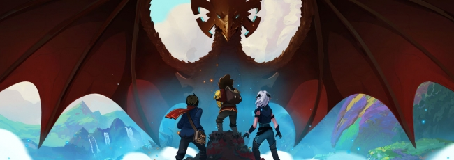 The Dragon Prince (Dragon Prince, The) — 1. série