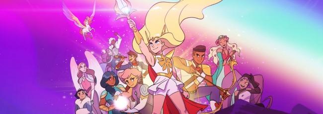 She-Ra and the Princesses of Power (She-Ra and the Princesses of Power) — 1. série
