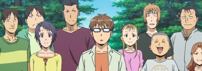 Silver Spoon (Gin no Saji) — 1. série