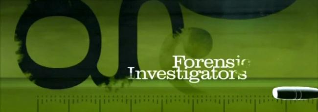 Soudní vyšetřovatelé (Forensic Investigators)