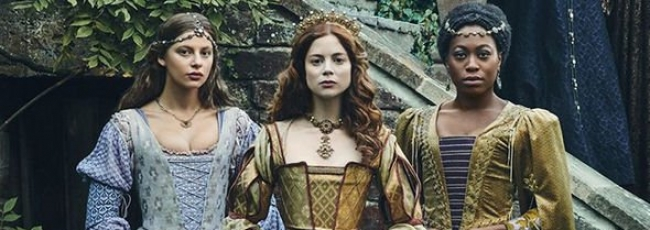 The Spanish Princess (Spanish Princess, The) — 1. série