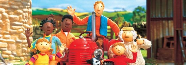 Červený traktůrek (Little Red Tractor) — 1. série